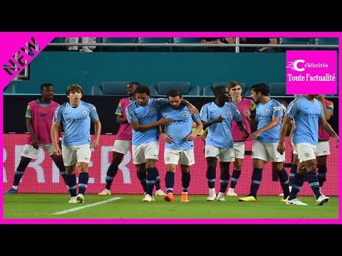 Manchester City renversant contre le Bayern Munich avec un doublé de Bernardo Silva
