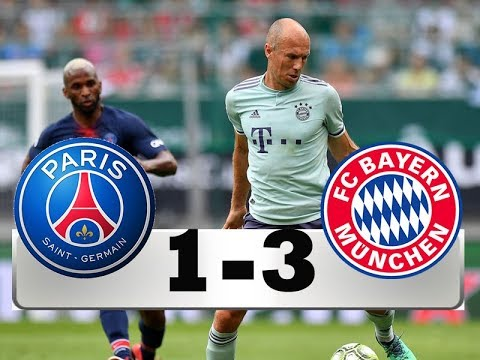 PSG VS BAYERN MUNICH 1-3 All GOALS & HIGHLIGHT HD 🔥🔥🔥