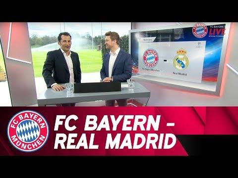 FC Bayern – Real Madrid & Kovač neuer Bayern-Trainer! | CL-Halbfinal-Auslosung mit Salihamidžić