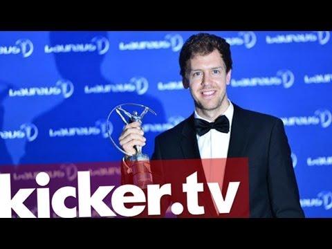 Sport Oscars für Vettel und den FC Bayern – kicker.tv