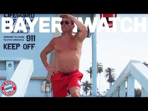 BAYERNWATCH feat. Lothar Matthäus | FC Bayern comes to LA!