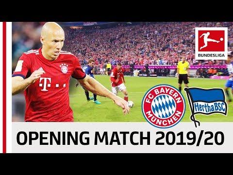 Top 10 Goals FC Bayern München vs. Hertha Berlin – Ribery, Robben, Kovac & Co.