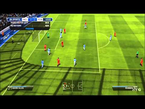 FIFA 14 – Manchester City FC vs FC Bayern Munich Gameplay [HD]