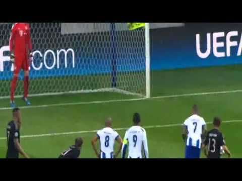 Porto vs Bayern Munich 31  All Goals  Highlights 2015
