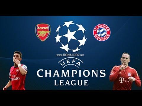 Bayern Munich vs Arsenal Promo 15/02/17