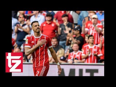 FC Bayern München: Sandro Wagner offenbar vor sorfortigem Aus