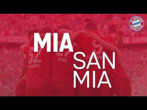 #MiaSanMia Song | FC Bayern