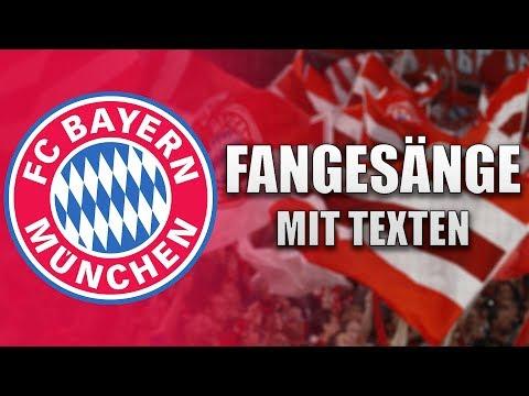 Bayern München | 20 Fangesänge mit Texten