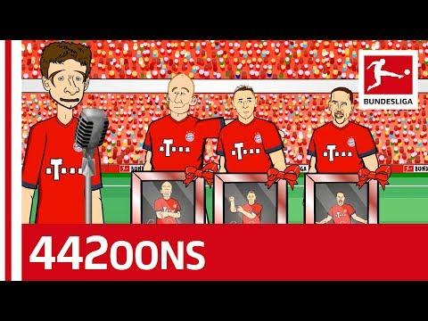 FC Bayern München vs. Eintracht Frankfurt | 5-1 | The Masterpiece  – Highlights Powered By 442oons