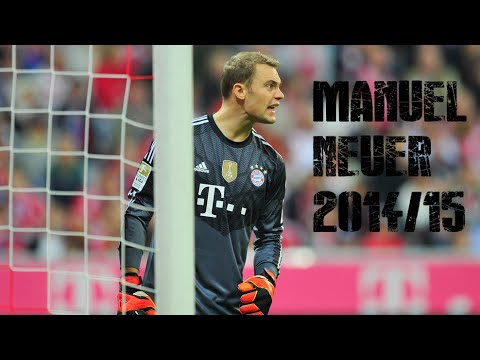 Manuel Neuer-Fc Bayern München-The Best Goalkeeper-2014/15