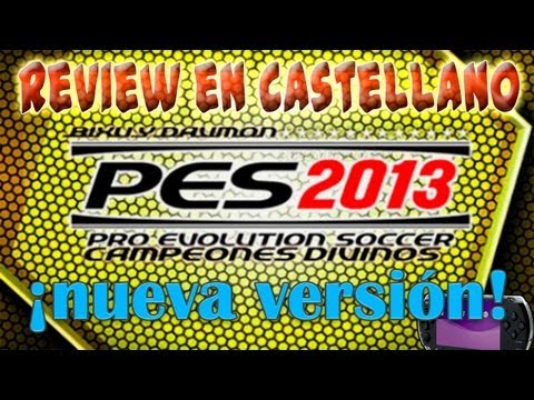 PES 2013: CAMPEONES DIVINOS – PSP – Gameplay / Review – Bayern Munich Vs Manchester City [HD]