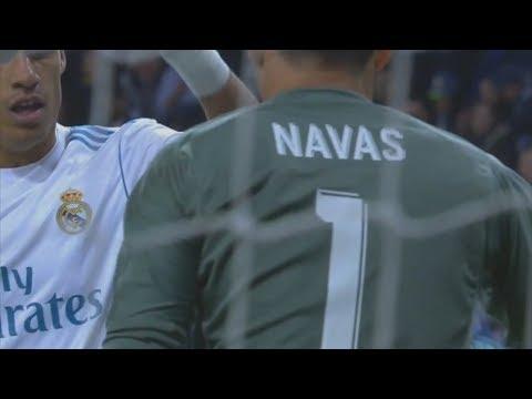 Keylor Navas vs Bayern Munich Home HD 1080i (01/05/2018)