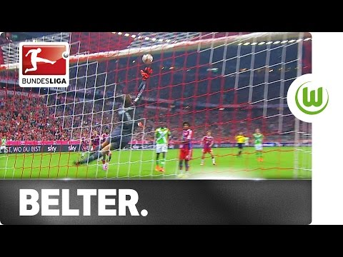 Olic's Wonder Goal against FC Bayern