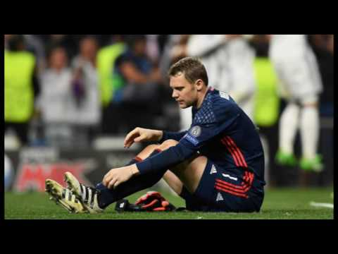 Manuel Neuer; Bayern Munich keeper to miss the rest of the season