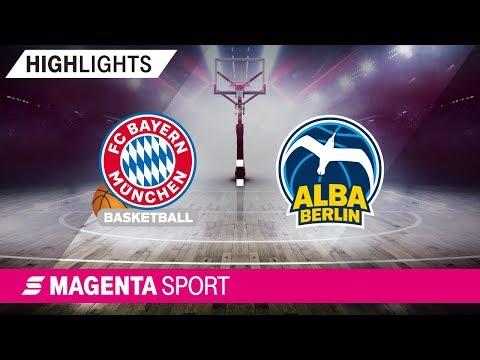 FC Bayern Basketball – ALBA Berlin | Finale, Spiel 3 | MAGENTA SPORT