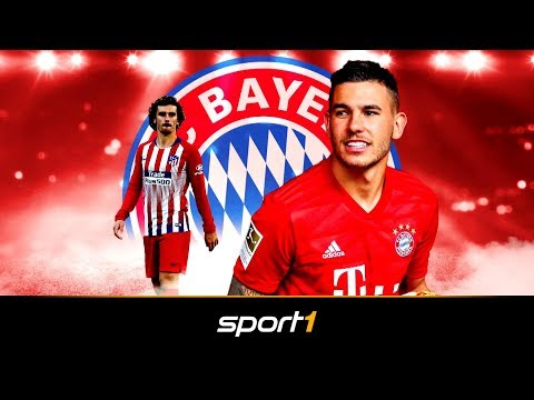 Spült Neymars Transfer Griezmann zu den Bayern? | SPORT1