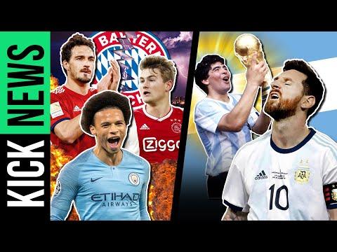 Bayern: Transfer-Chaos und Fan-Wut! Messis Argentinien-Albtraum geht weiter! | KickNews