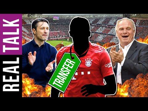 Das wäre der perfekte Bayern-Transfer! | REALTALK
