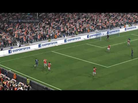 FIFA14 | Analizando la UEFA Champions League 2014 | Arsenal – FC Bayern Octavos Final