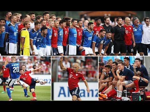 Breaking News –  Bayern Munich 20-2 Rottach-Egern: Robert Lewandowski scores hat-trick