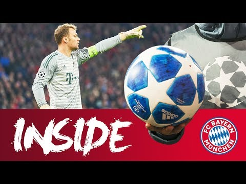 Life as a Ball Boy at FC Bayern | Inside