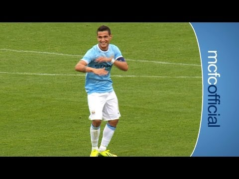 SPOTLIGHT: Marcos Lopes v Bayern Munich
