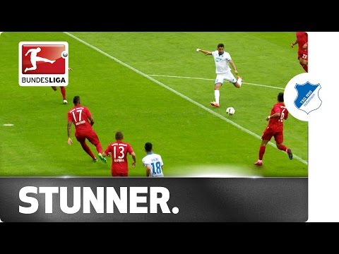 Neuer With No Chance – Demirbay's Wonder Strike Against FC Bayern