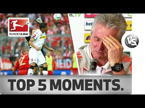 Neuer Blunders and Heynckes Tears – Best of Bayern vs. Gladbach