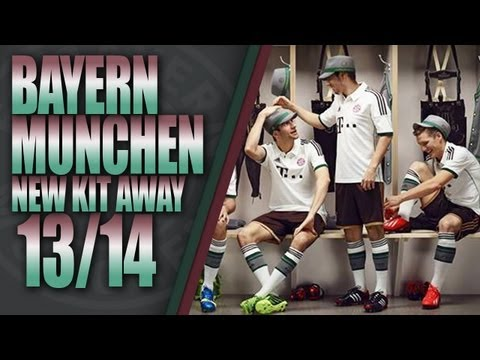 NEW KIT AWAY FC BAYERN MÜNCHEN 13/14 HD • [PES 2013] [DESCARGA] …