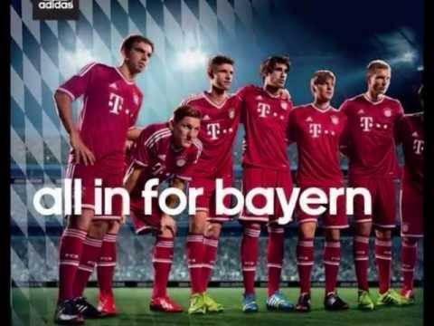FC BAYERN MÜNCHEN 2013 14 AWAY SHIRT DESIGN LEAKED