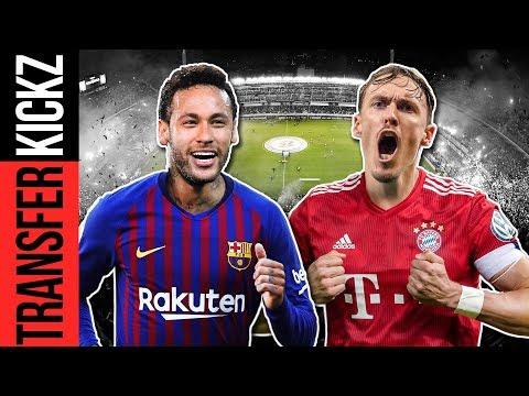 Tauscht PSG Neymar gegen Coutinho? Kruse zu Bayern? | TransferKickz