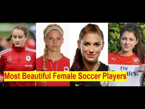Top 15 Most Beautiful Women's Soccer Players in The World 2018/Most Beautiful Female Soccer Players.