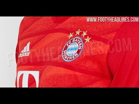 FC Bayern Munchen 19-20 Home Kit Leaked
