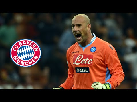 Pepe Reina – Welcome to Bayern München – Best Saves – 2013/14 HD