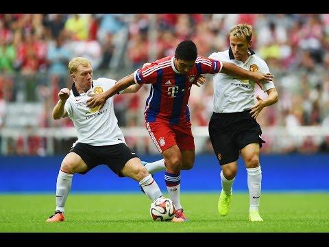 Manchester United Legends vs Bayern Munich All Stars – not long to go! – #LegendsAreBack