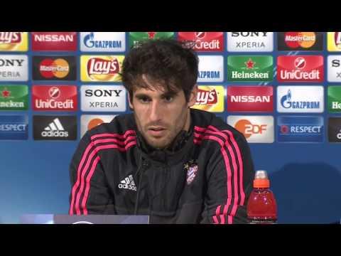 Javi Martinez Bayern Munich Atletico Madrid [ENGLISH]