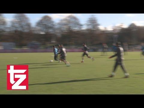 """Badstuber schubst Bernat um – Ribéry schreit: """"Gut gemacht Holger!"""" – FC Bayern vor Mainz 05"""