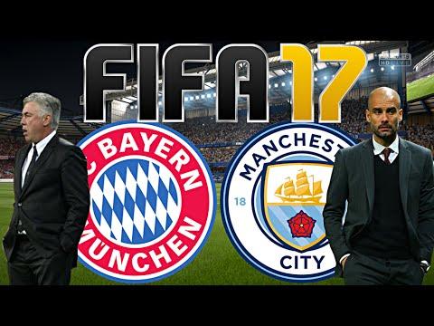 FIFA 17 – FC BAYERN MÜNCHEN vs. MANCHESTER CITY   DEMO