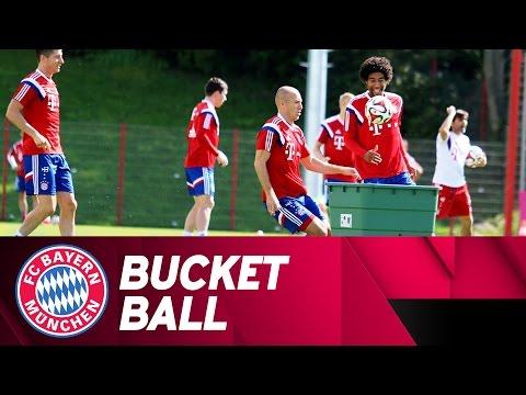 FC Bayern | Bucket Ball