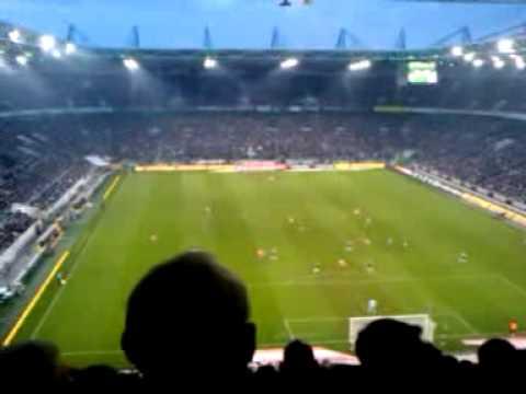 Ole Schwarz Weiß Ole – LIVE – Gladbach vs Bayern