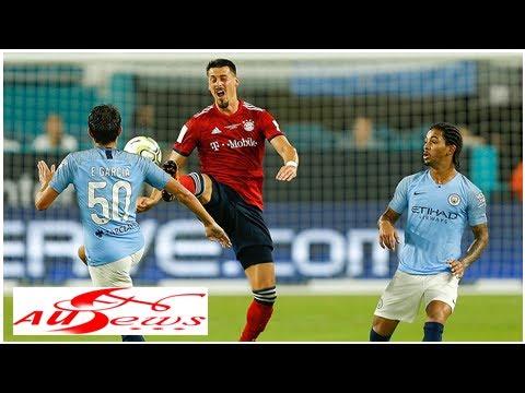 ICC: Bayern unterliegen gegen Manchester City