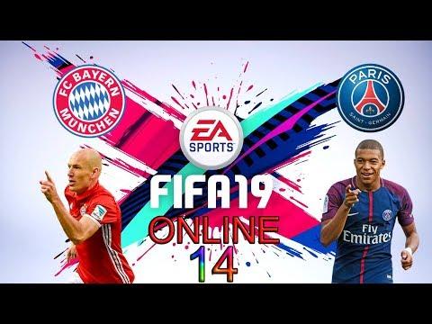 FIFA 19 Online Episode 14 w/Subscribers BAYERN MUNICH vs PSG