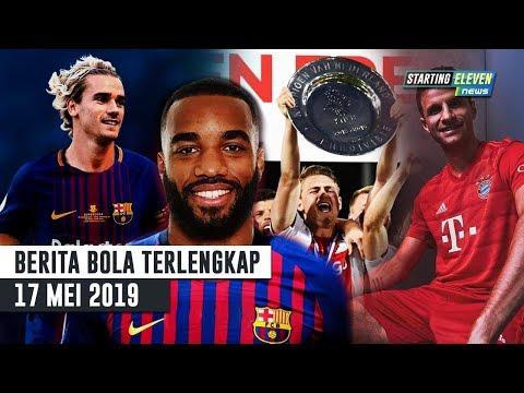 Griezmann & Lecazzate Ke Barca 😱 Jersey Baru Bayern Munchen 🔥 Ajax Juara Liga Belanda -Berita Bola