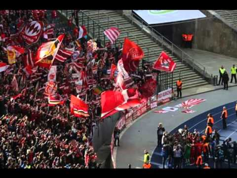 FC Bayern München fans- forever number one