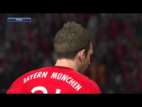 PES 2016   FC Bayern Munch All Players Faces Head to Head Rotation