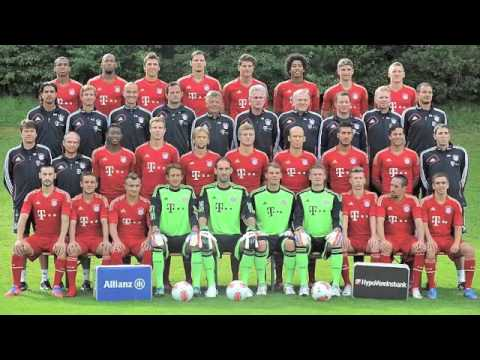 Fc Bayern München Song 2013 (Official Video) CL Finale 2013