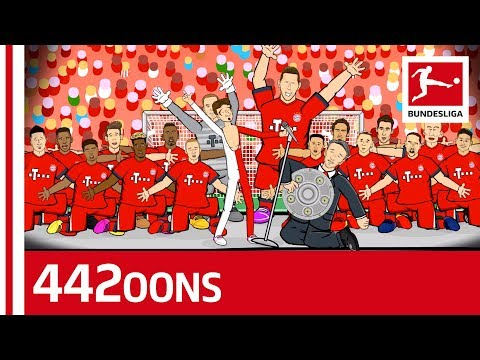 Bayern Championship Song – Powered By 442oons