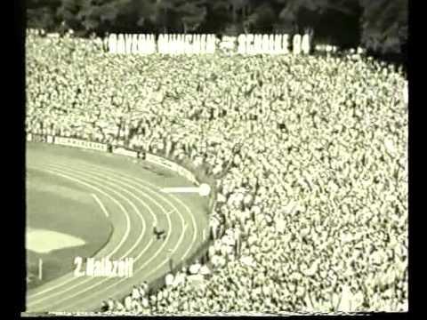 DFB Pokalfinale 68/69 – FC Bayern München vs. FC Schalke 04