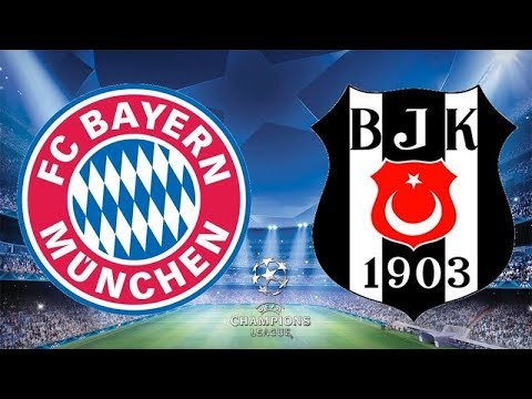 Bayern Munich vs Besiktas Line up | Champions League | 20/2/2018