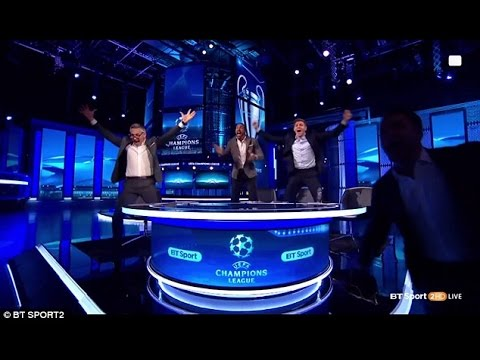 Barcelona vs PSG 6-1 Full Post Match Analysis By Rio Ferdinand, Steven Gerrard & Michael Owen
